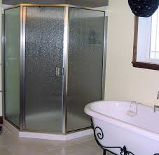 Shower Stalls With Glass Doors Corner Shower Stalls Stall With Their Throughout Decorations