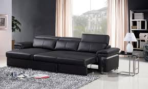 Leather Hide A Bed Sofa Furniture Leather Bed Settee White Pull Out Sofa Bed Sofas