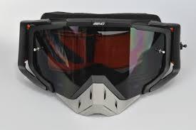 mirrored motocross goggles matt black mx motocross goggles mtb downhill bmx racing goggles