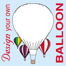 air balloon coloring page clipart panda free clipart images