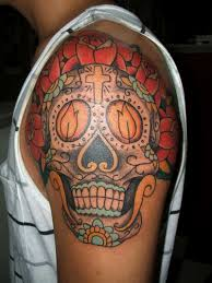 what are skull tattoos and what do they stand for tattoos for men