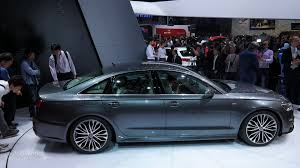 audi a6 headlights 2015 audi a6 facelift comes out with matrix led headlights at