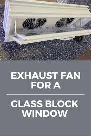 basement window exhaust fan basements ideas