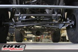 rally truck suspension steve olliges class 8 build race dezert com