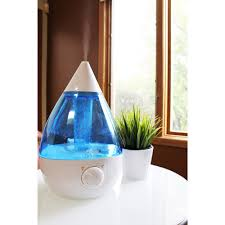 small room design best humidifier for small room best crane drop ultrasonic cool mist humidifier blue white walmart com