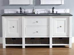 72 Inch White Bathroom Vanity by 34 Best Bathroom Vanities Images On Pinterest Double Bathroom