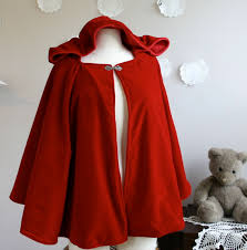 red riding hood cape womens red hooded cape adult little red