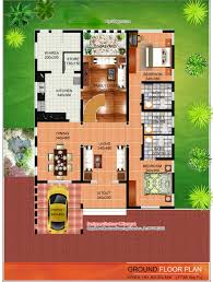 2563 square feet 4 bedroom contemporary and kerala style