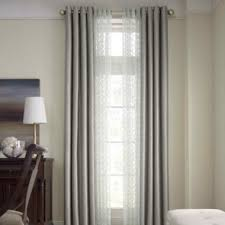 Window Curtains At Jcpenney Royal Velvet Plaza Grommet Top Lined Blackout Curtain Panel