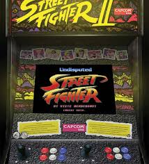 Street Fighter 3 Arcade Cabinet Dynamite Undisputed Street Fighter Deluxe Edition Hardcover