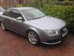 audi a4 s line 07 audi 07 plate a4 s line 2 0tdi special edition 170 car for sale