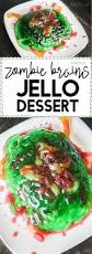 Jello Halloween Molds Instructions by Zombie Brain Jello Dessert Nerdy Mamma