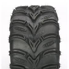 itp front or rear mud lite at 22x11 9 tire 56a388 atv u0026 utv