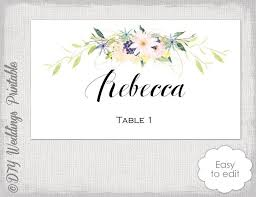 best 25 free place card template ideas on pinterest diy place
