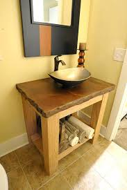 bathroom vanity open shelves unfinished base vanities 36 to 42