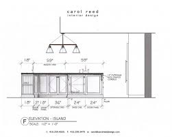 kitchen island dimensions 83 exles remarkable uncategorized standard kitchen island