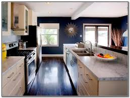 galley kitchen remodel remove wall kitchen set home furniture