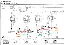radiator cooling fan relay wiring diagram free wiring