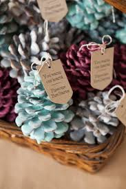 Scented Fireplace Logs by 21 Awesome Diy Holiday Gifts From Something Turquoise Pinecone