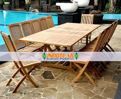 Folding Wooden Garden Table Wood Garden Table Set Outside And Chairs For Sale Flower Plans