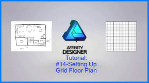 floorplan designer affinity designer tutorial 14 setting up floor plan grid