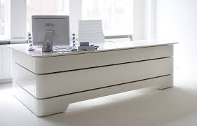 White Gloss Office Furniture by Brilliant White Executive Office Furniture High Gloss Office White
