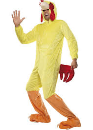 Rooster Halloween Costume Size Rooster Chicken Costume 32920 Struts Party Superstore