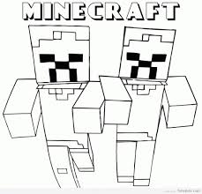 helpful photo gallery of minecraft coloring pages wolf suitable