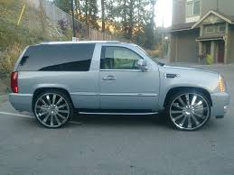 96 2 door tahoe completely converted to an escalade the chicago