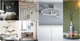 branch decor cheap diy branch decor ideas for any home