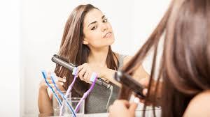 how do i straighten my hair with a flat iron l u0027oréal paris