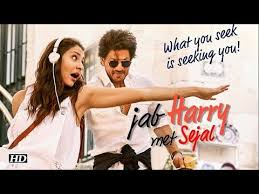 Seeking Song In Trailer Jab Harry Met Sejal Official Trailer Launch Shah Rukh Khan