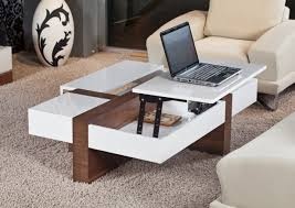 table two tone coffee table beautiful lift top coffee table for