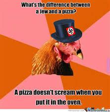 Rooster Jokes Meme - nazi anti joke chicken by allanmateo meme center