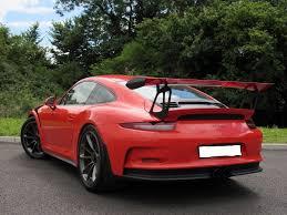 porsche gt3 rs 2016 2016 porsche 911 gt3 rs pdk 239 000