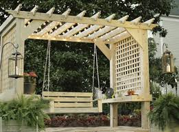 How To Build A Pergola Roof by 10 Ways To Decorate Your Pergola