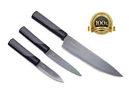 dishwasher safe kitchen knives amazon com dishwasher safe knife set elevate knives set kitchen