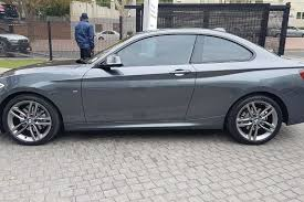 bmw sport series 2017 bmw 2 series 220d coupe m sport auto coupe diesel rwd