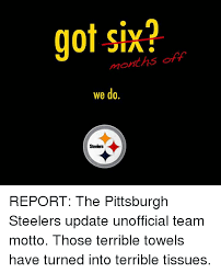 Pittsburgh Steelers Memes - months of we do steelers report the pittsburgh steelers update