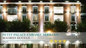 catalonia plaza mayor madrid hotels spain youtube
