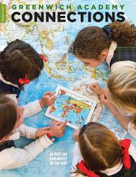 connections spring 2017 by greenwich academy issuu
