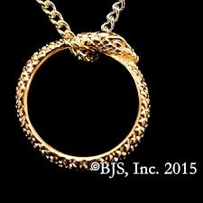 great necklace wheel of time series great serpent ring necklace domestic platypus
