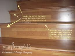 Tips On Installing Laminate Flooring Flooring Refinish Stairs Wooden Stair Treads Laminate Stair