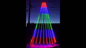 decoration rgb lights multi color