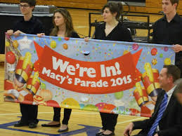 macy s thanksgiving day parade 2015 hardin high school bands