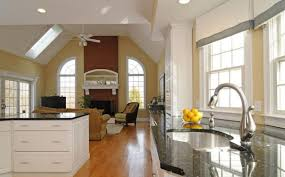 interior design of kitchen room