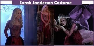Halloween Costumes Hocus Pocus Guide Making Sarah Sanderson Costume Hocus