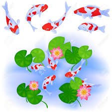 Japanese Fish Flag 564 Koi Fish Painting Stock Illustrations Cliparts And Royalty