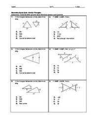 similar triangles sorting activity freebie this similar triangles