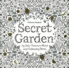 Readers Warehouse Online Store Buy Secret Garden Colouring Book Colouring Book